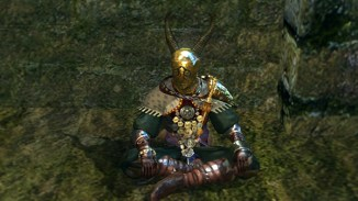 Complete the subquest and earn the right to PURCHASE the items. (Image Credit: Dark Souls Wiki)