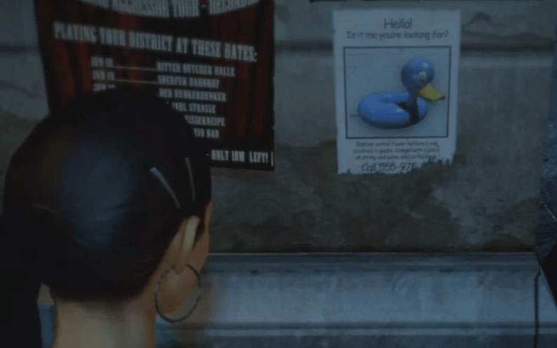 The Weekly Puzzle – The Mighty Duck!