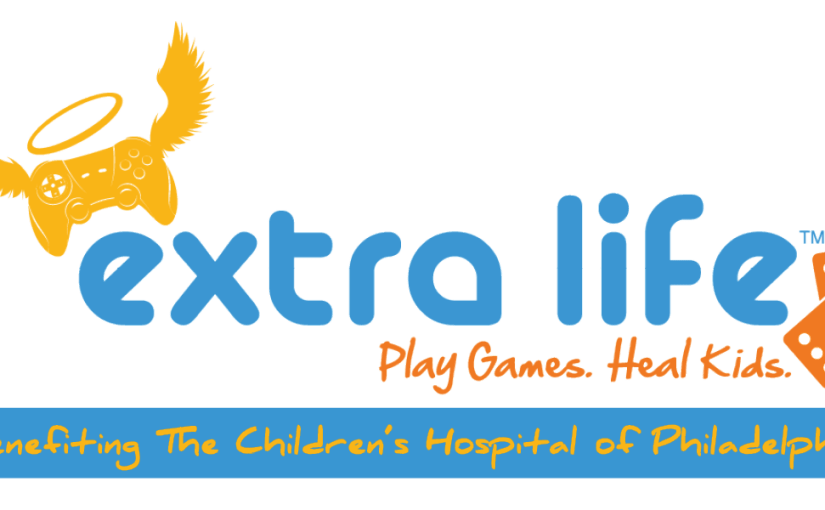 Extra Life 2017 – Prizes and Games