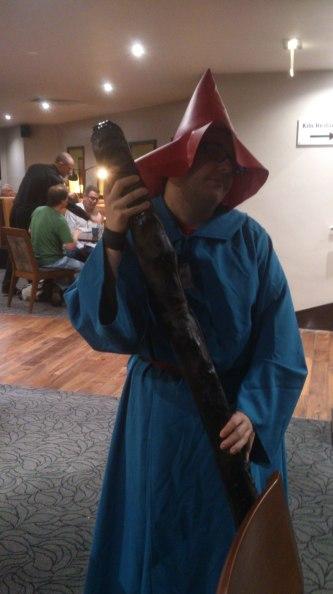 Cosplay   Wizard Timlah