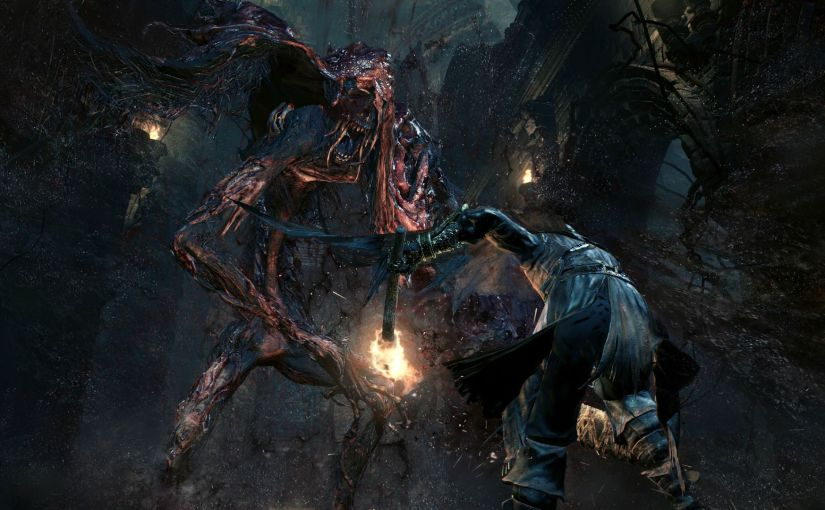 Top 10 Bosses in Dark Souls and Bloodborne!