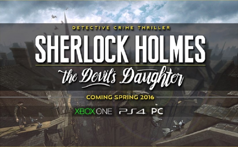 Review: Sherlock Holmes: The Devil's Daughter