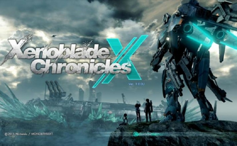 The Wonderful World of Xenoblade Chronicles X
