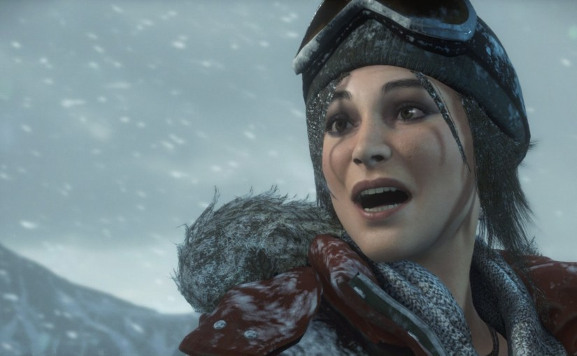 Tomb Raider Rises, Beats Expectations