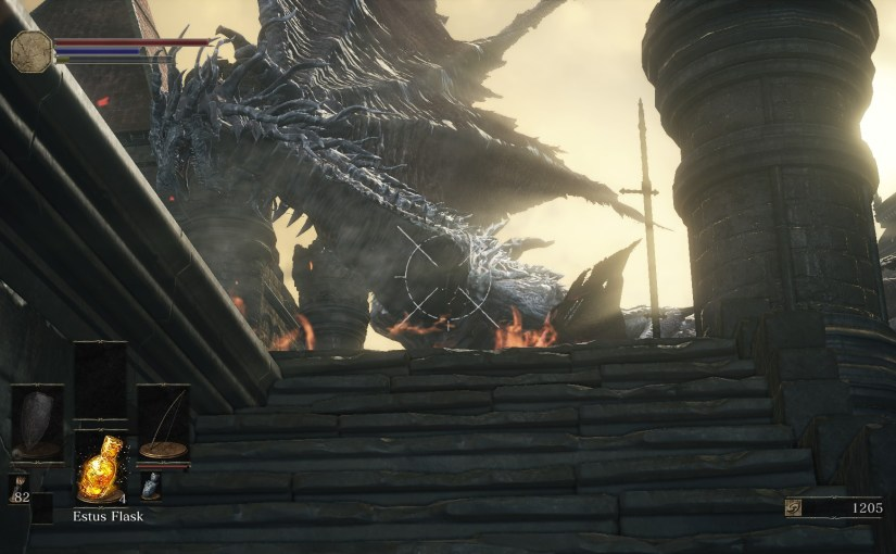 Screaming at the Fire – Dark Souls III Annoyances