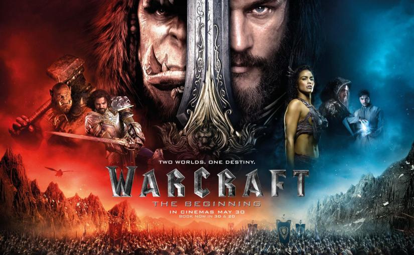 Warcraft: The Beginning…and maybe also the end?