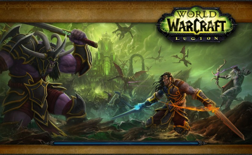 World of Warcraft Legion – Bring on the Archdruid!!