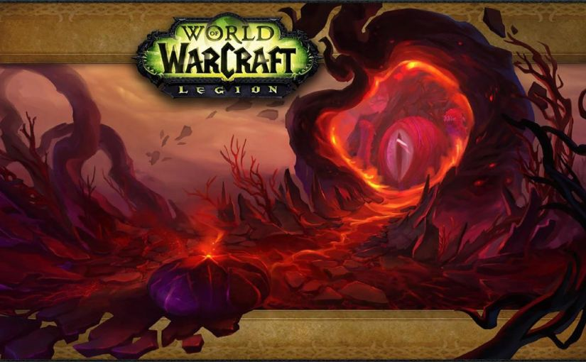 World of Warcraft: Legion – Raid Season – The Emerald Nightmare
