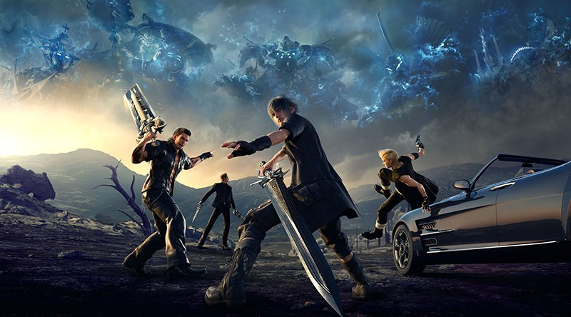 Final Fantasy XV – Frustratingly Great