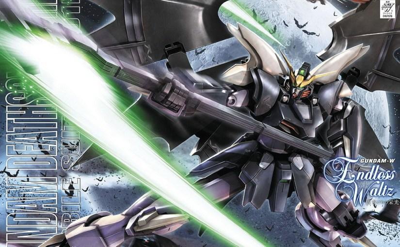 Gunpla – Deathscythe Hell Gundam