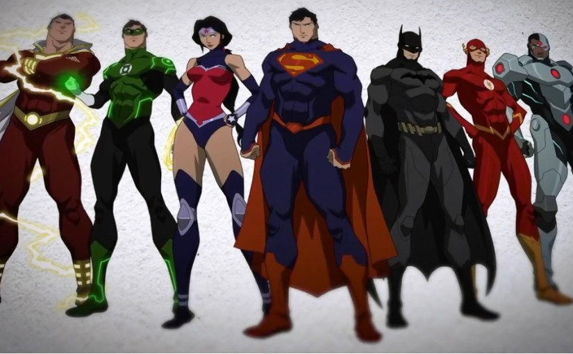 DC Animated: Violent Hypocrisy