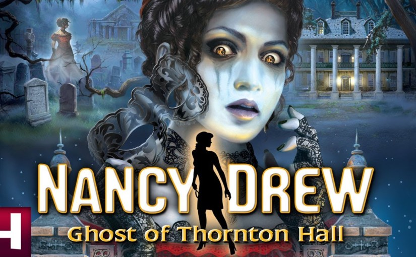 Playing with Expectations – Not So Scary Nancy Drew