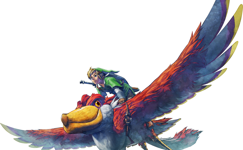 Countdown to Nintendo Switch – Top 5 Zelda – Skyward Sword