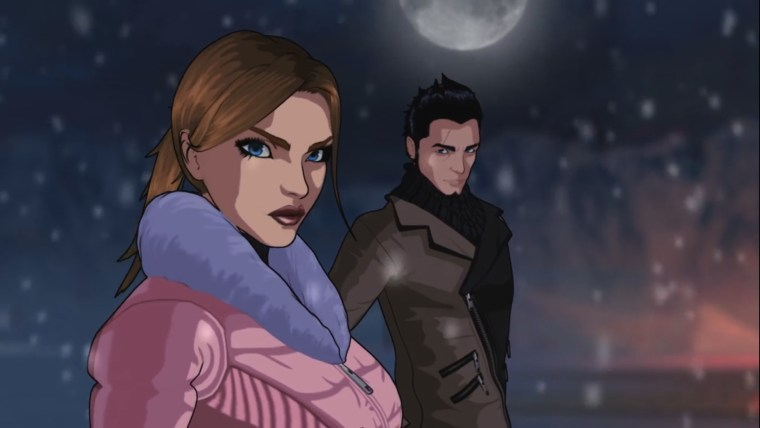 Square Enix Collective - Fear Effect: Sedna