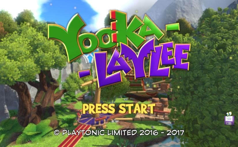 Review: Yooka Laylee
