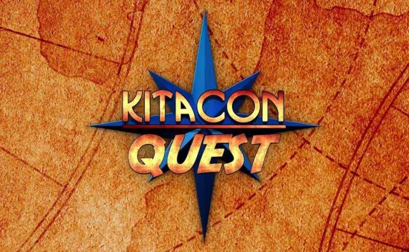 Kitacon – Glorious Geek Talent