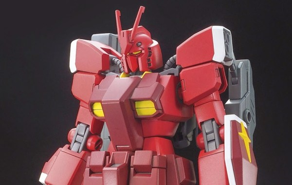 Gunpla - Amazing Red Warrior