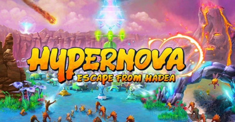 Review: Hypernova – Escape from Hadea