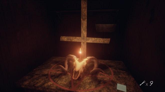 Inmates - Inverted Cross