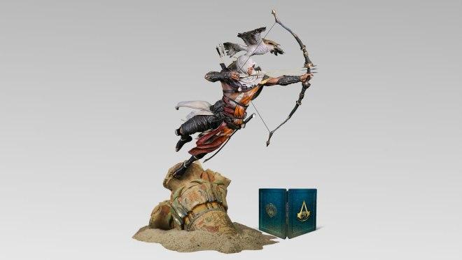 Assassin's Creed Origins - Bayek Statue