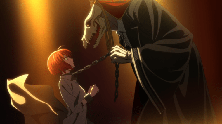 The Ancient Magus' Bride - Chise and Elias