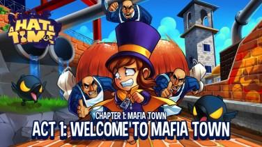 A Hat in Time - Mafia Town
