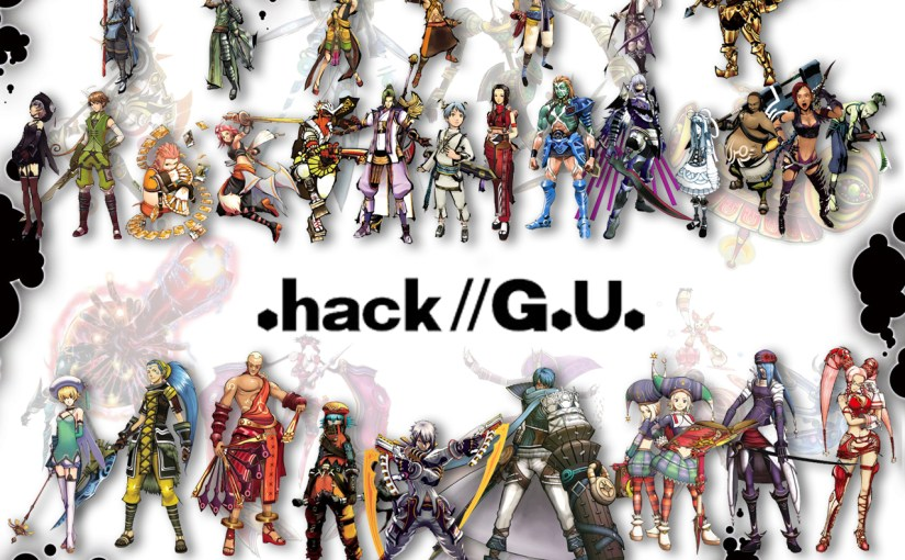 Revisiting The World – .Hack//G.U. Issues