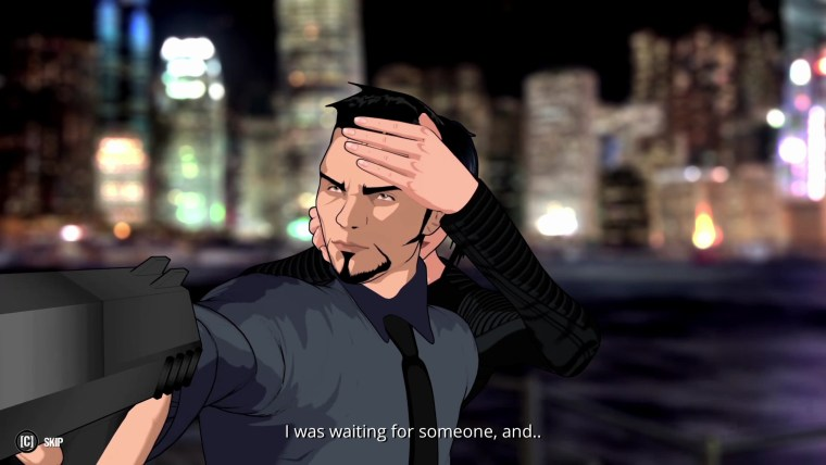 Fear Effect: Sedna - Crack