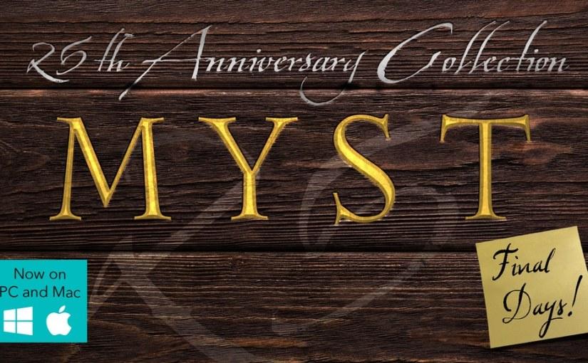 Top Myst-like Games