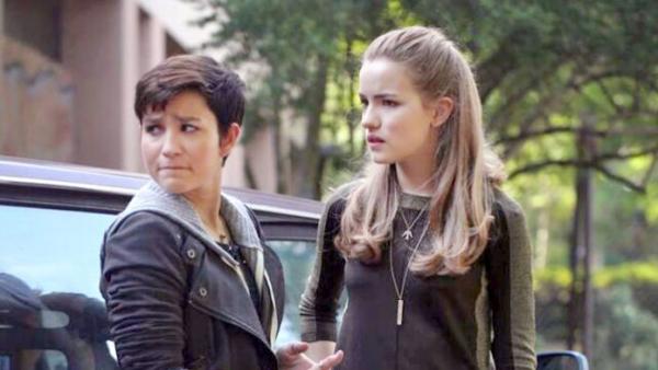 Scream TV - Emma and Audrey