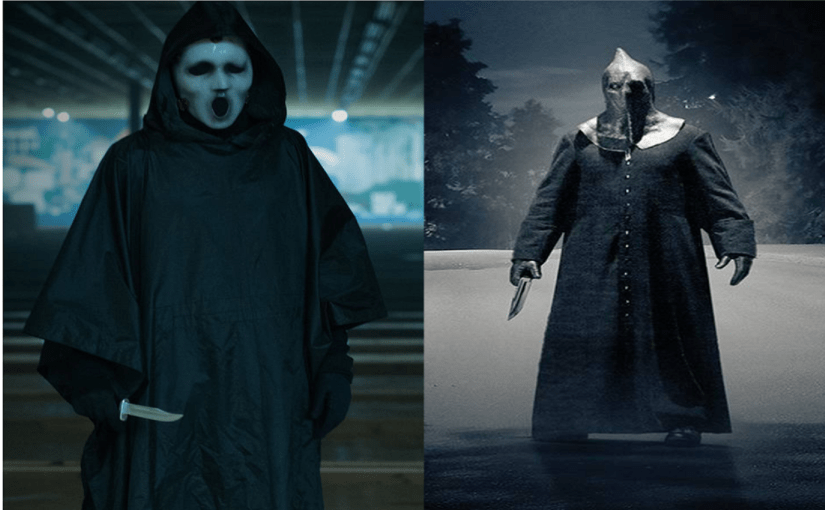 Slasher Showdown – Scream TV vs Slasher