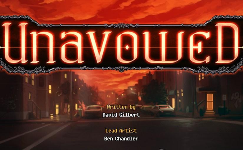 Review: Unavowed