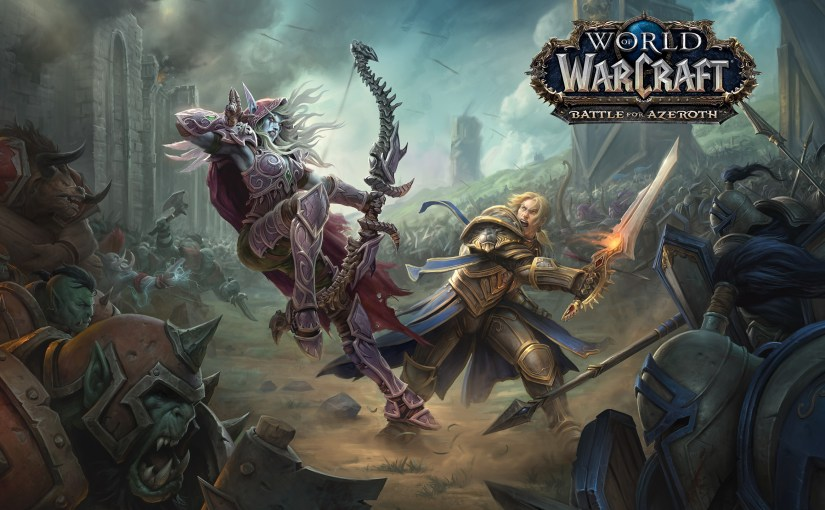 World of Warcraft: Battle for Azeroth – The Road so Far