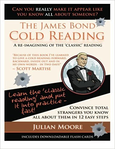 James Bond Cold Reading - learn cold reading mentalism techniques
