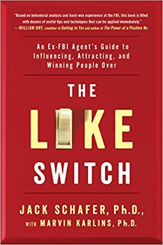 Like a switch book about behaviour analysis and influencing people