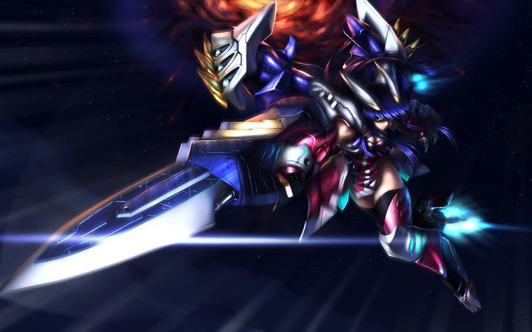 Gundam Windows 10 Theme Themepackme