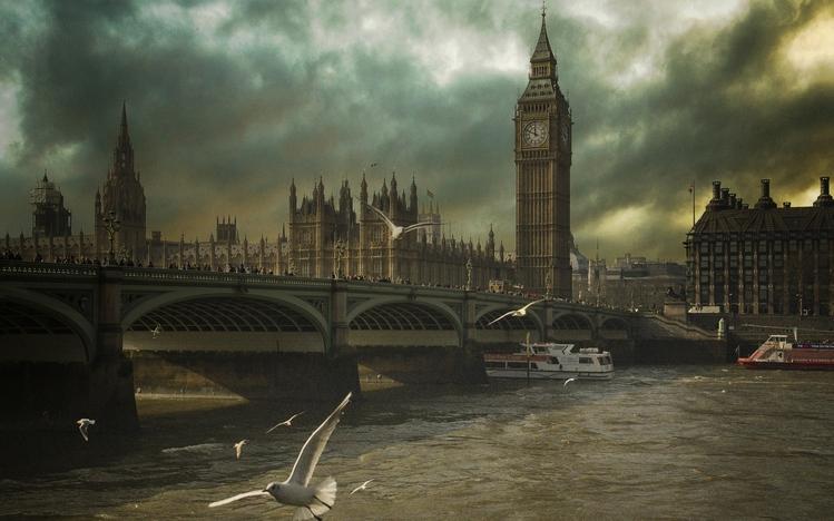 London Windows 10 Theme Themepackme
