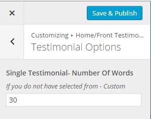 testimonial-option