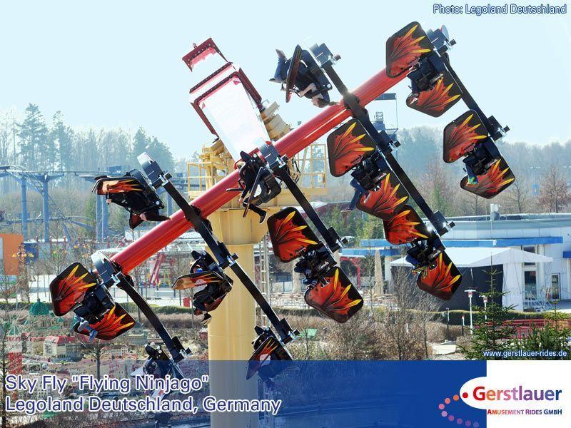 Japan - Suzuka Circuit Park - Sky Fly