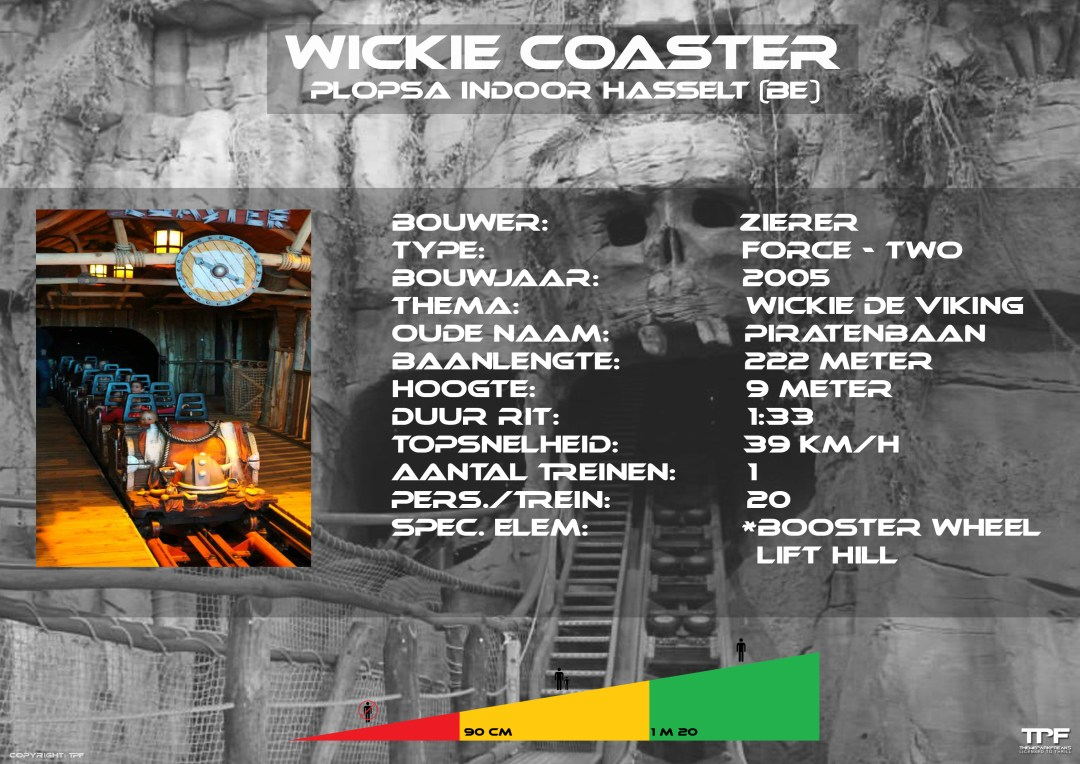 Wickie coaster copy
