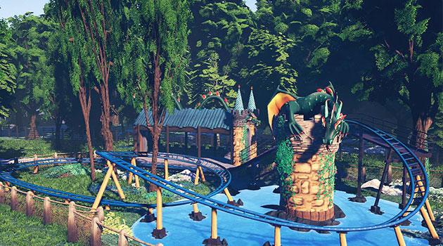 speelpark oud valkeveen opent nieuwe achtbaan en attractie