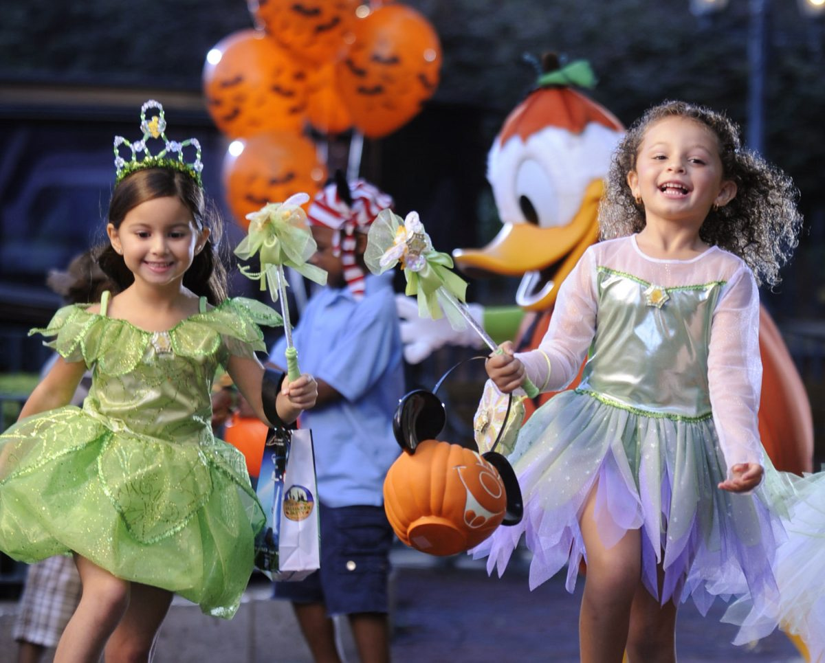 Why you and your family will love Mickey's Not-So-Scary Halloween ...