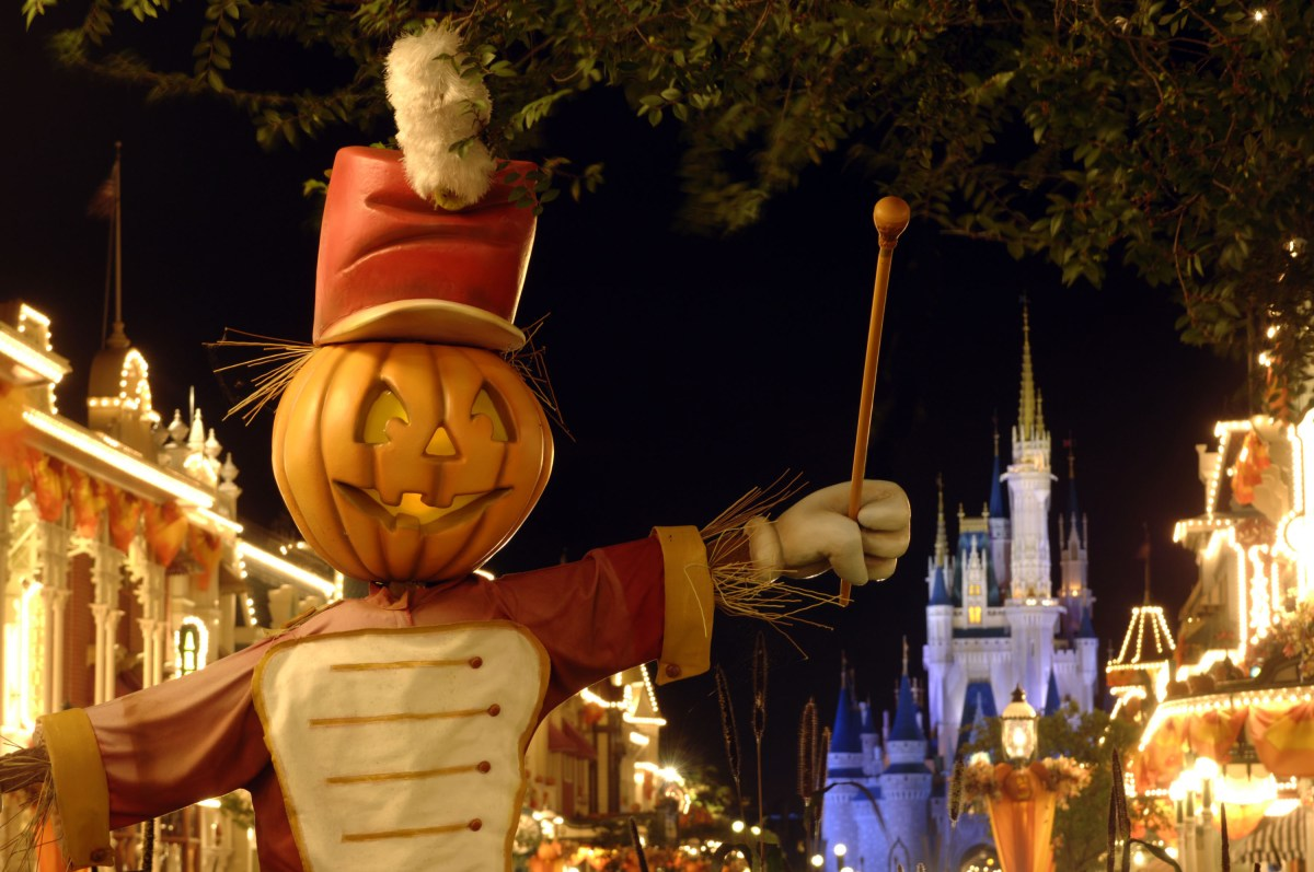 Tickets now available for Mickey's Not-So-Scary Halloween Party ...
