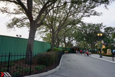 Central Park at Universal Studios Florida has been under construction for the past few months.
