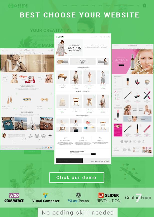 Store - WooCommerce WordPress Theme - 2