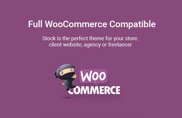 woocommerce template