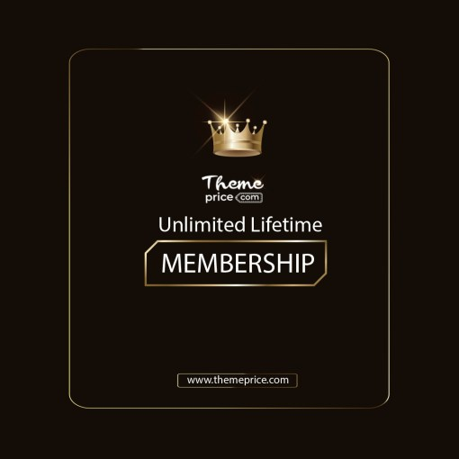 Premium Membership Unlimited Lifetime