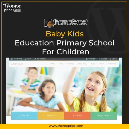 Baby Kids – Education Primary School For Children-min