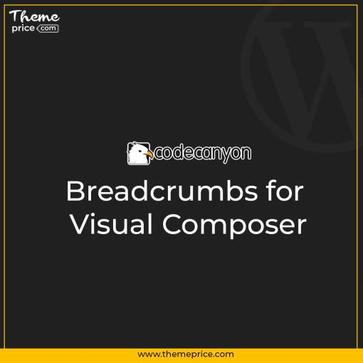 Breadcrumbs for Visual Composer