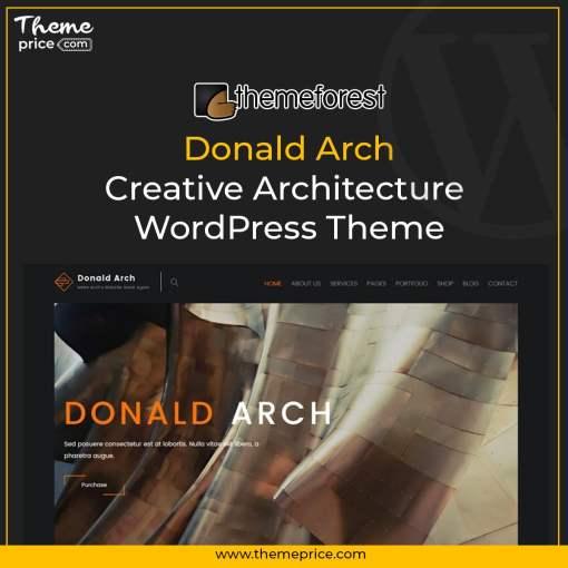 Donald Arch – Creative Architecture WordPress Theme-min